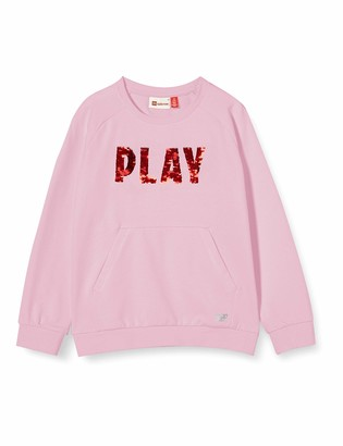 Lego Wear Girl's Lwsofie Wendepailletten Sweatshirt