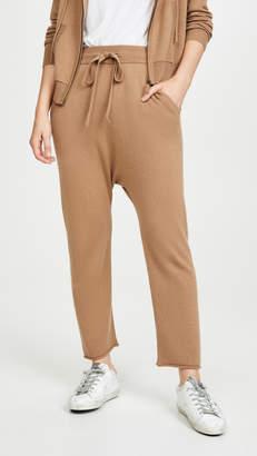 Nili Lotan Luna Cashmere Sweatpants