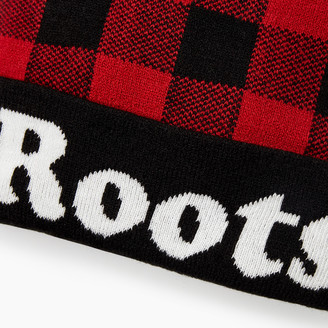 Roots Toddler Park Plaid Toque