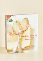 Chronicle Books Bride & Groom First and Forever Cookbook