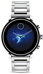 Movado Connect Ii Touchscreen Smartwatch, 42mm