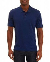 Robert Graham Jawbone Canyon Short Sleeve Knit Polo Classic Fit.