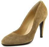 Fiorangelo 42136 Round Toe Leather Heels.