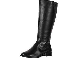 Walking Cradles Womens Meadow Extra Wide Calf Black 4 M (B)