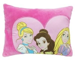 Disney Princess Toddler Pillow Bedding