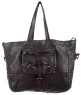 Jerome Dreyfuss Leather Billy Bag