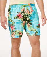 Tommy Bahama Men's Floral Drawstring Swim Trunks