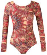 Lygia & Nanny - abstract print swimsuit - women - Polyamide/Spandex/Elastane - 42