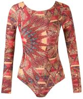 Lygia & Nanny abstract print swimsuit