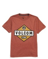 Volcom Boy's Caution T-Shirt