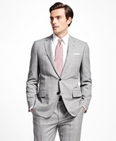 Brooks Brothers Fitzgerald Fit Golden Fleece Plaid with Deco Suit
