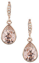 Givenchy Marlene Crystal Drop Earrings