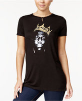 Merch Traffic Juniors' Biggie Crown T-Shirt