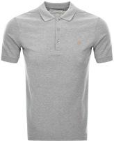 Farah Blaney Polo T Shirt Grey