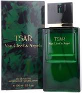 Van Cleef & Arpels Van Cleef and Arpels Tsar for Men Eau De toilette Spray, 3.3-Ounce