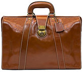 Nash For Men Heritage Leather Lawyer's Briefcase
