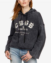 Lucky Brand Cotton Graphic Hoodie