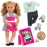 Our Generation Deluxe Doll - Isa