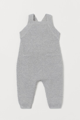 H&M Knit Overalls