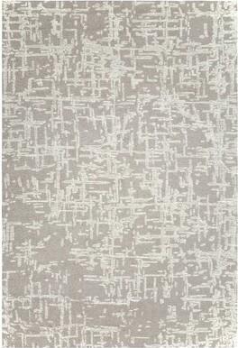 "Company C Crosshatch Hand-Tufted Wool Natural Area Rug CompanyC Rug Size: Rectangle 5'6"" x 8'6"""