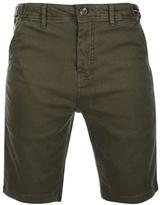Luke 1977 Tennessee Tailored Chino Shorts Khaki