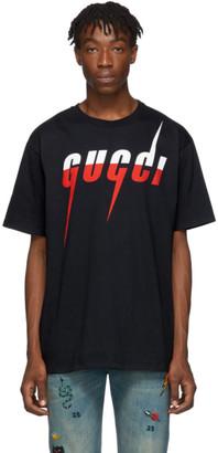 Gucci Black GG Blade T-Shirt