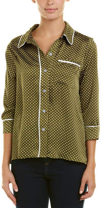 Lucca Couture Pisa Blouse