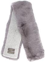 N.Peal fur neck warmer - men - Rabbit Fur/Cashmere - One Size