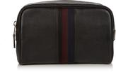Paul Smith City leather wash bag