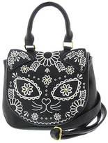 Loungefly Sugar Skull Cat Crossbody Bag
