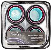 Salon Care Ceramic Velcro Rollers