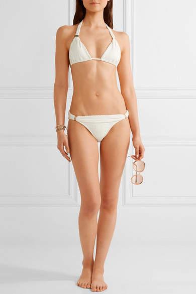Vix Bia Bikini Briefs - Off-white
