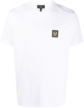 Belstaff logo patch T-shirt