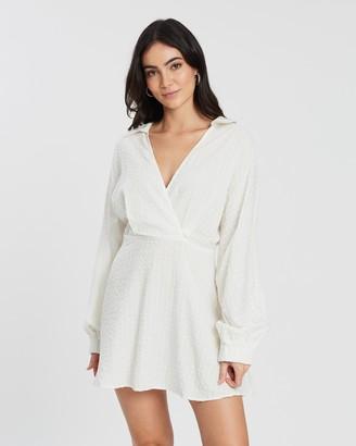 The Fifth Label Atlas Long Sleeve Dress