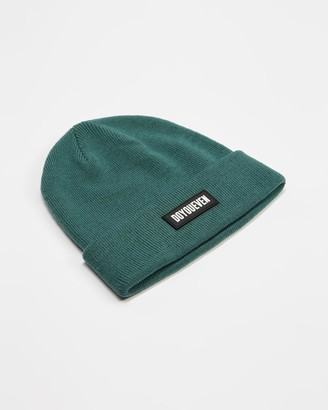 Doyoueven - Green Hats - DYE Beanie - Size One Size, Unisex at The Iconic