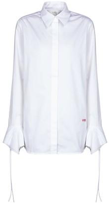 Victoria Victoria Beckham Cotton poplin shirt