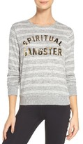Spiritual Gangster Women's Collegiate Top