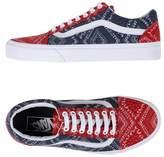 Vans U OLD SKOOL DITSY BANDANA Low-tops & sneakers