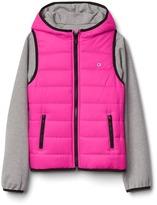 Gap GapFit kids reversible jacket