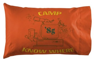 Stranger Things Camp Know Where 1 Pack Pillowcase