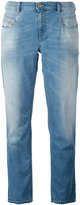 Diesel cropped jeans - women - Cotton/Spandex/Elastane - 25