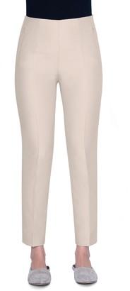 Akris Conny Cotton & Silk Blend Ankle Pants