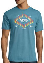 Vans Short-Sleeve Tri-Layer Cotton Tee