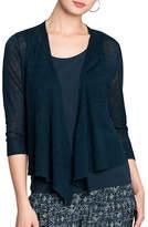 Nic+Zoe Plus Four-Way Convertible Cardigan