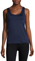 Imnyc Isaac Mizrahi Sleeveless Tank Top