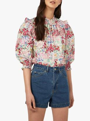 Warehouse Denim Shorts