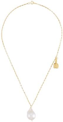 Alighieri Anchor And Baroque Necklace