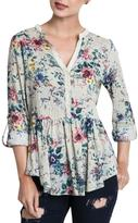Umgee USA Picking Wildflowers Blouse