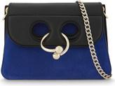 J.W.Anderson Pierce mini leather bag cross-body bag