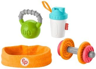 Fisher-Price Baby Biceps Gift Set